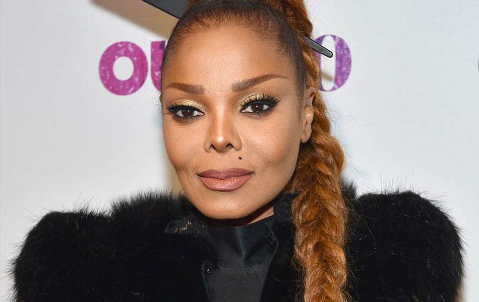 Janet Jackson trained as accountant