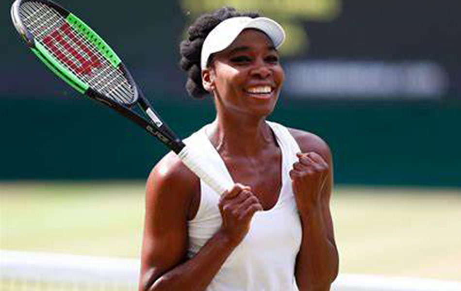 venus williams also trained as an accountant before tennis
